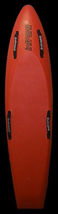 foam board red
