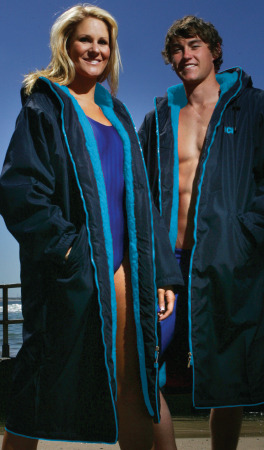Swimmers Jackets