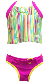 Girl's Paris Two Piece Candy
